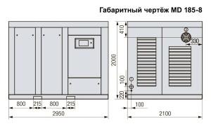 MD 185-8 I Plan