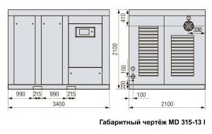 MD 315-13 I Plan