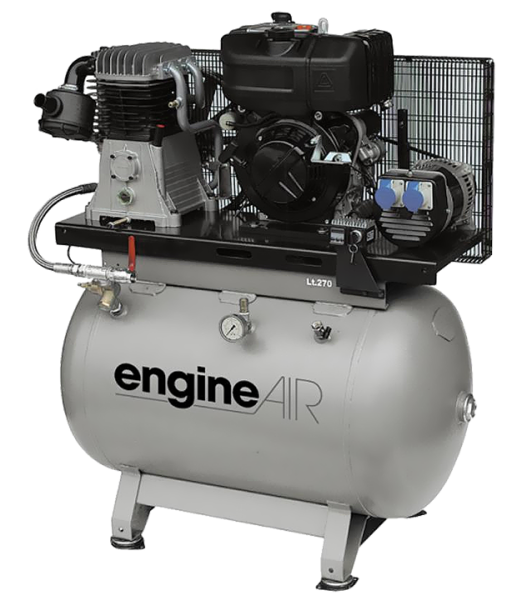 BI ENGINEAIR B6000-270 11HP